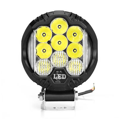 7″ 75w LED driving with cutomized LOGO  CM-9060