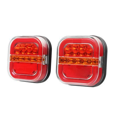 Magnetic Wireless LED Trailer Tail Lamp  Z-T28